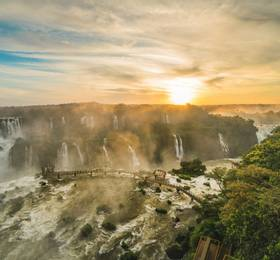 Iguazu Falls - Hotel Stay & Tour