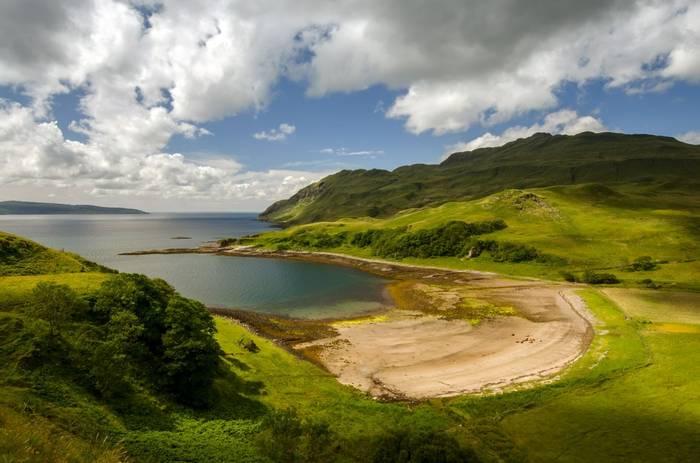 Loch Sunart, Ardnamurchan, Scotland Shutterstock 571565380