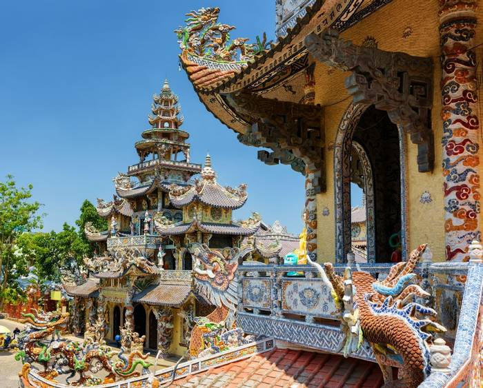 Linh Phuoc Pagoda, Dalat, Vietnam shutterstock_268581188.jpg