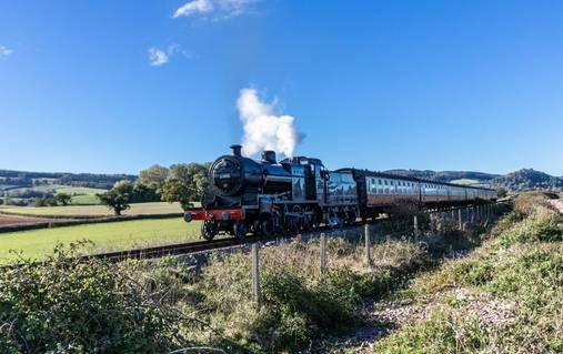 Exmoor Heritage Railway Walks