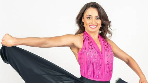 Dance with Flavia Cacace in Southern Yorkshire Dales