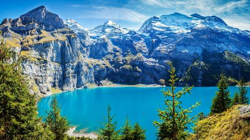 Bernese Oberland Guided Walking Holiday