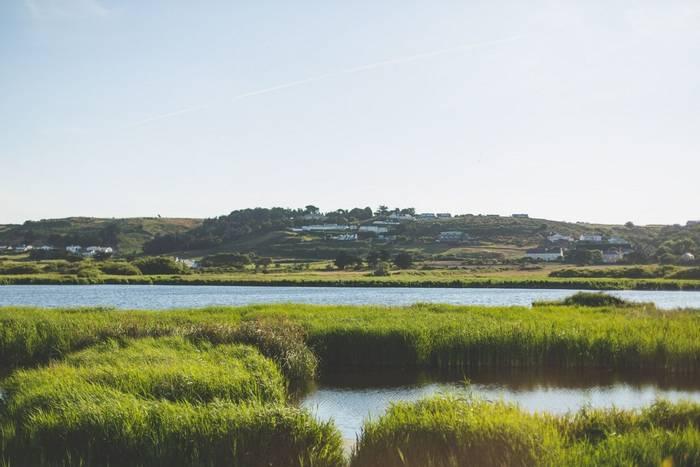 St Ouens Pond, Jersey