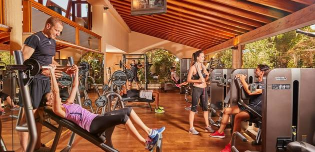 Weight Loss at Forte Village