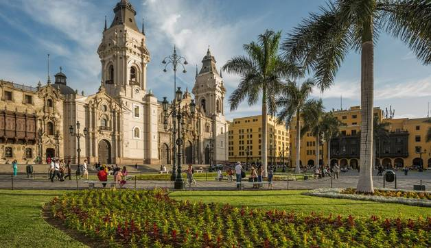 Shutterstock 181523507 Lima Cathedral
