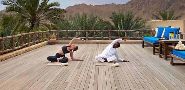 Discover Yoga at Six Senses Zighy Bay