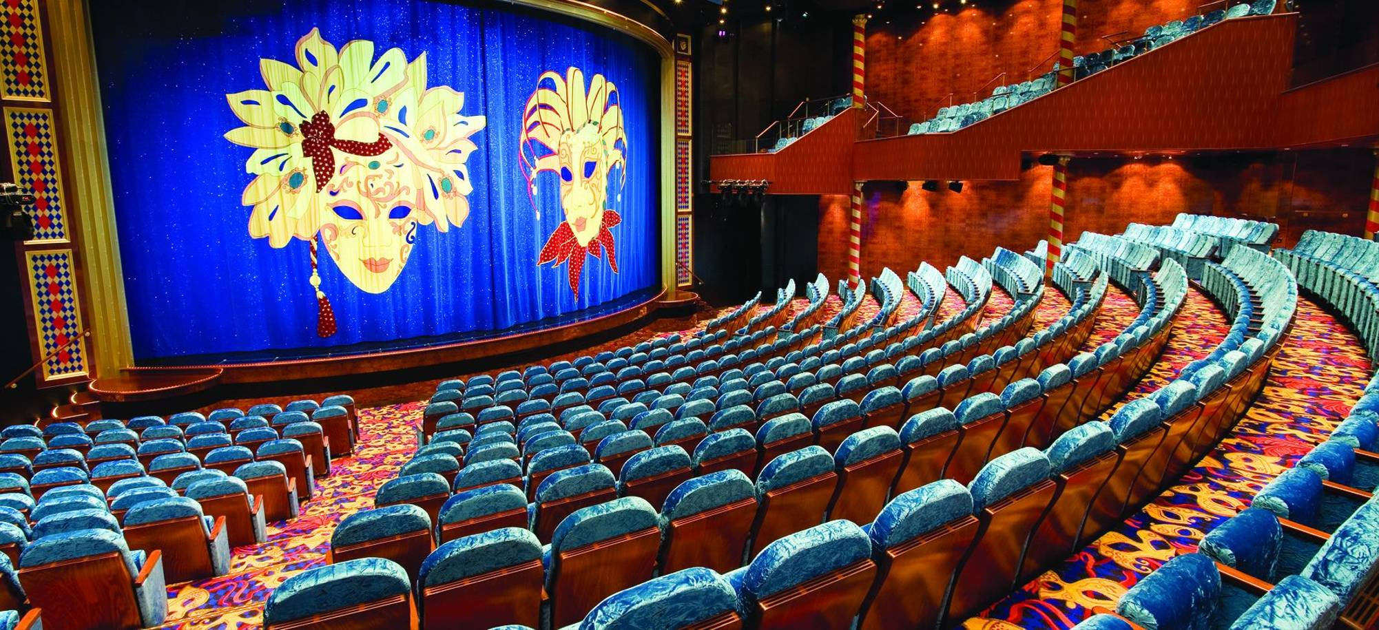 Stardust Theater - Deck 6 Pride of Hawaii - Norwegian Cruise Line
