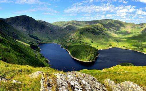 Lake District Wainwright Bagging Holiday - The Far Eastern Fells