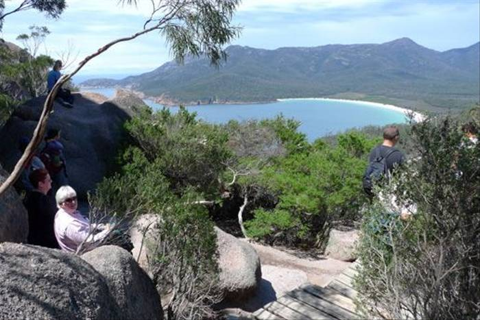 Wine Glass Bay, Freycinet National Park