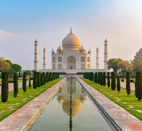 Agra -  Hotel Stay and Tour