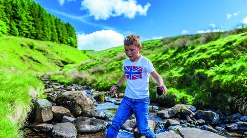 4-Nights Brecon Beacons Family Walking Adventure