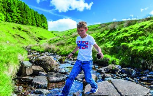 4-Night Brecon Beacons Family Walking Adventure