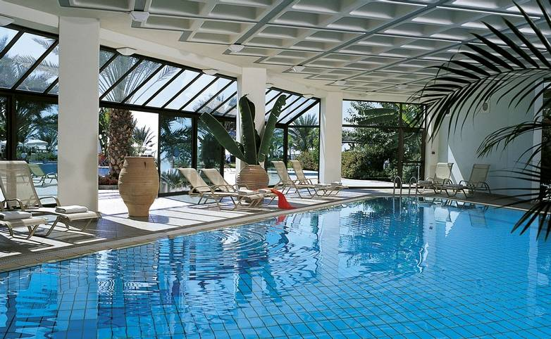 Cyprus - The Athena Beach - INDOOR HEATED POOL.jpg