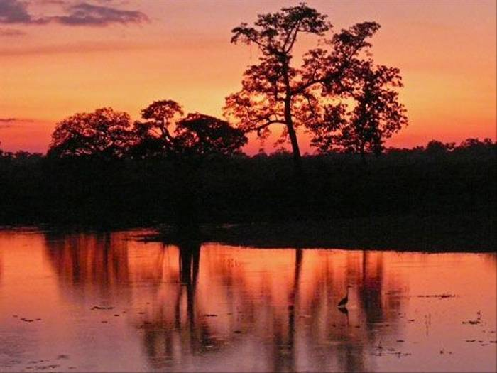 Kasiranga Sunset (Michael Ball)