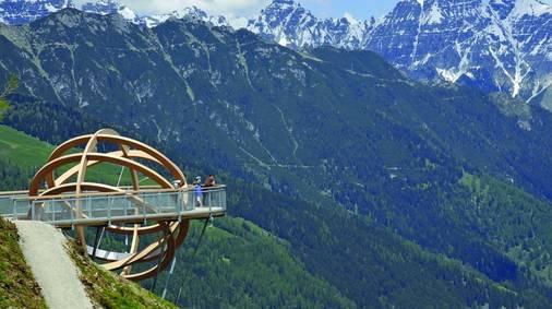 Stubai Alps Family Walking Adventure