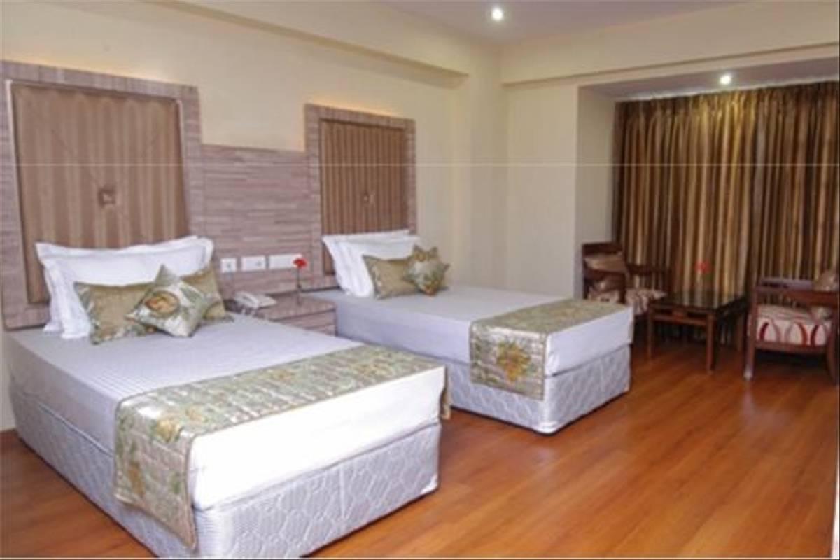 Raj Mahal Hotel, Agra