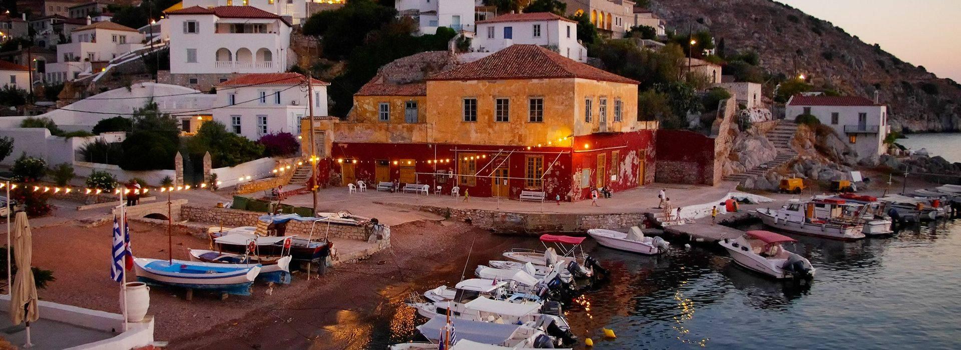 Greece Wellness Vacations