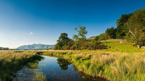 4-Night Northern Lake District Gentle Guided Walking Holiday