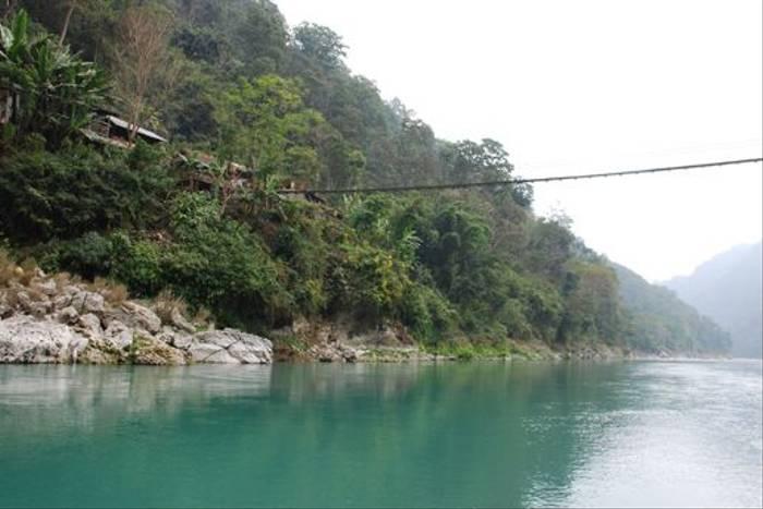 The Seti River (Thomas Mills)