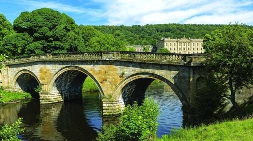 7-Night Peak District Walking with Sightseeing Holiday