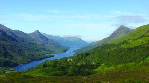 4-Night Scottish Highlands Guided Walking