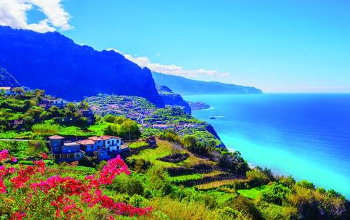 Madeira New Year Guided Walking Holiday