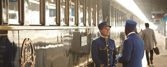 No-Fly Venice Simplon-Orient-Express & Mediterranean Escape