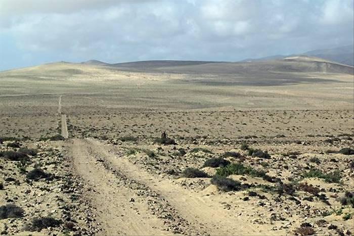 Costa Calma Plain, Fuerteventura (Paul Harmes)