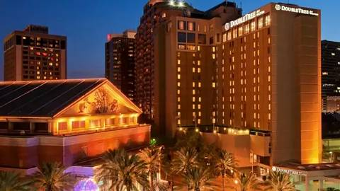 DoubleTree Hilton New Orleans 2