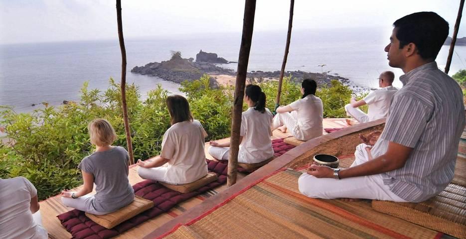 Authentic Yoga Retreats in India