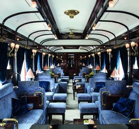 London - Embark Venice Simplon-Orient-Express
