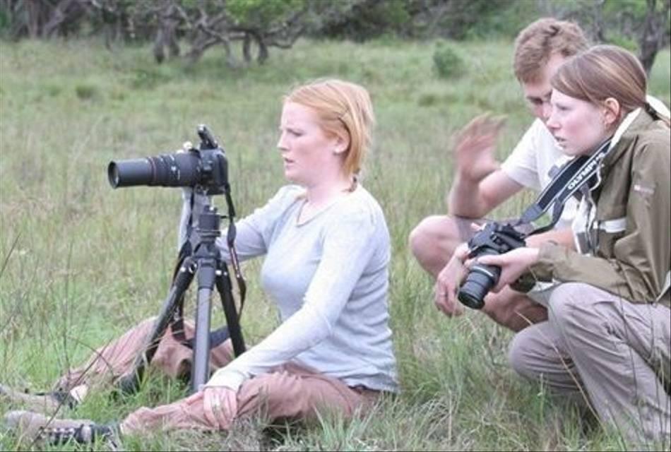Volunteer Photography
