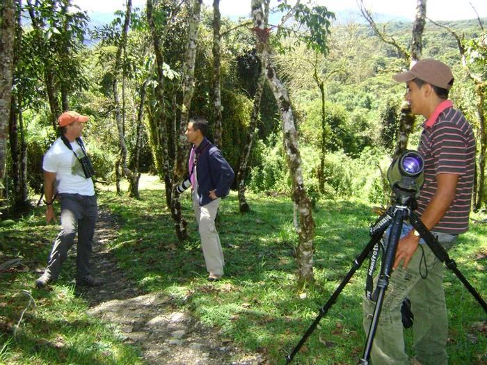 San Isidro, guides