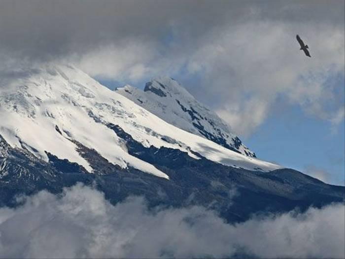 Antisana Volcano (Mark Caunt)