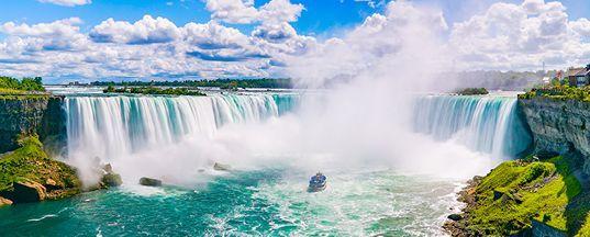 Niagara Discovery & Cunard Transatlantic Crossing