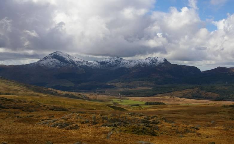 View of Mount Snowdon