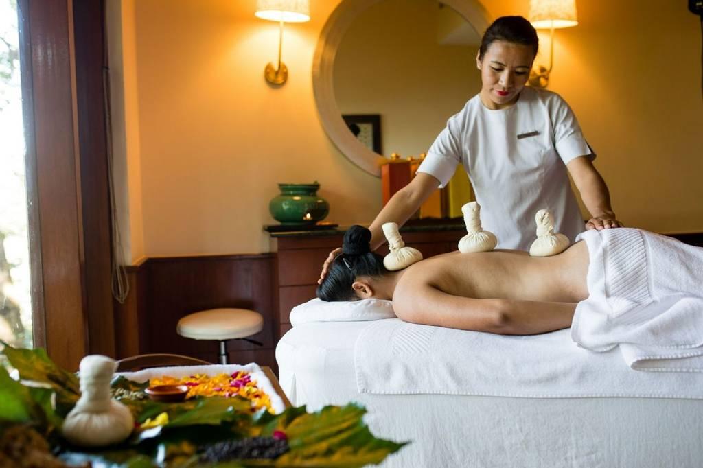 ananda ayurvedic massage