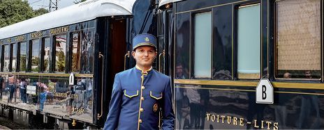 No-Fly Venice Simplon-Orient-Express & Cunard Escape