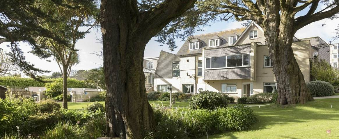 Chy Morvah, HF Holidays Country House Hotel in St Ives, Cornwall