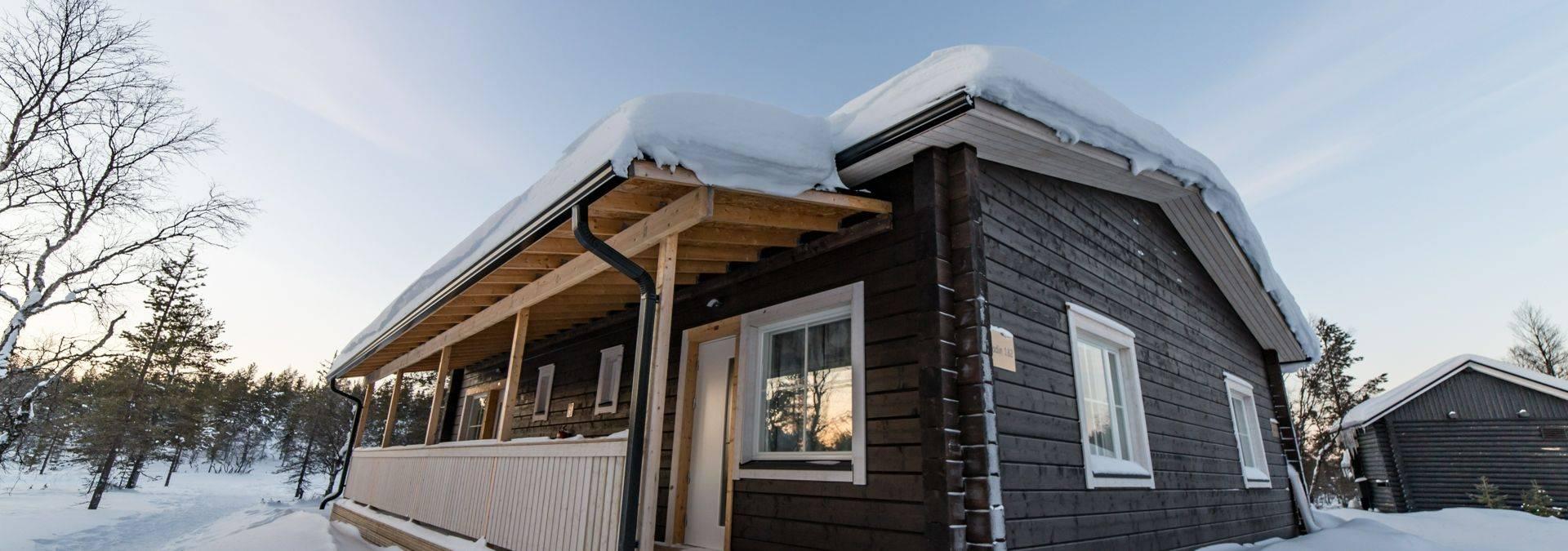 Muotka Superior Sauna Suite Exterior 1