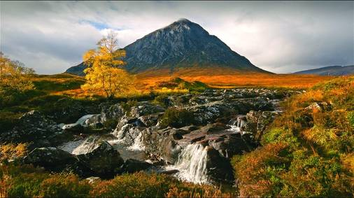 7-Night Scottish Highlands Guided Walking