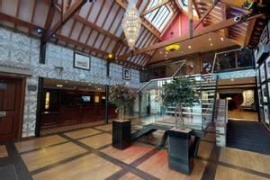 Old Thorns hotel lobby