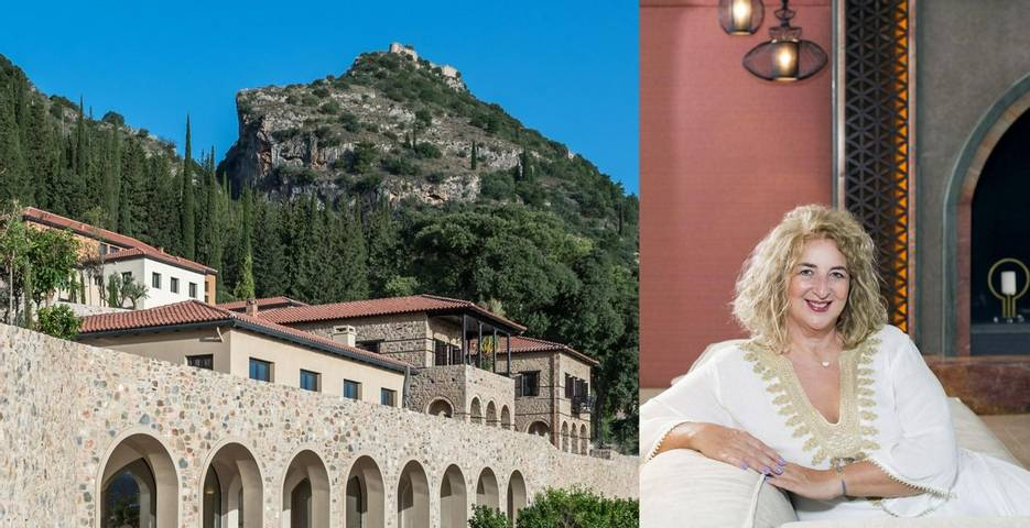 Interview with the Founder of Euphoria Retreat in Greece, Marina Efraimoglou