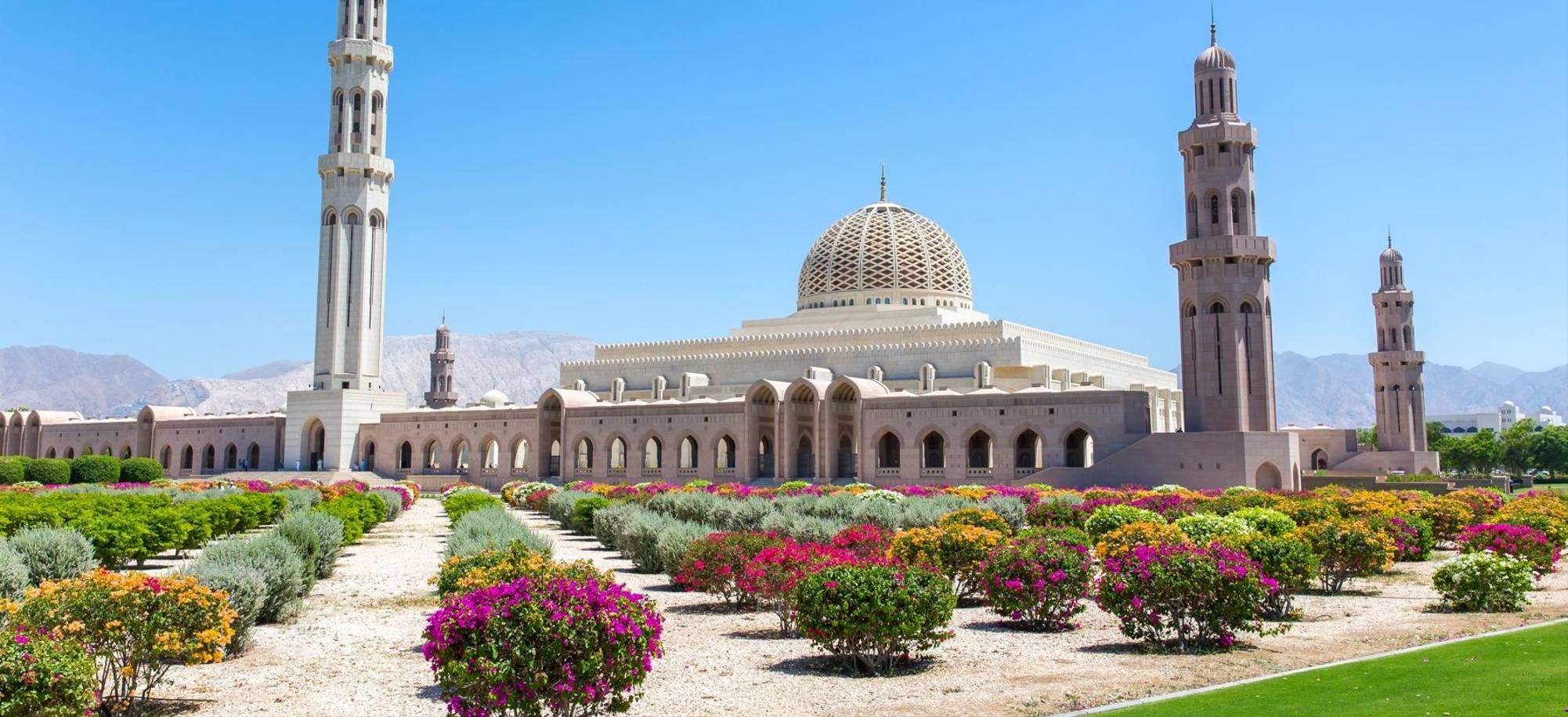 6 Day   Muscat   Sultan Qaboos Grand Mosque   Itinerary Desktop
