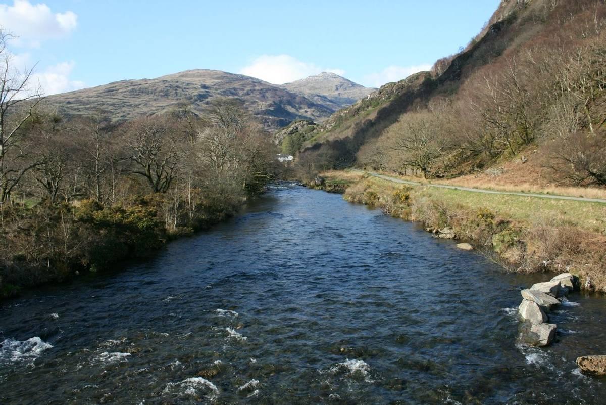 River in Beddgelert