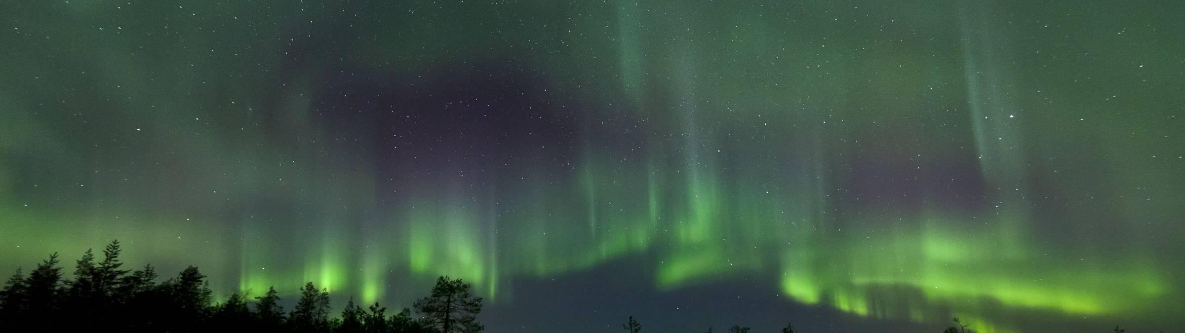 Revontulet, Rovaniemi.
