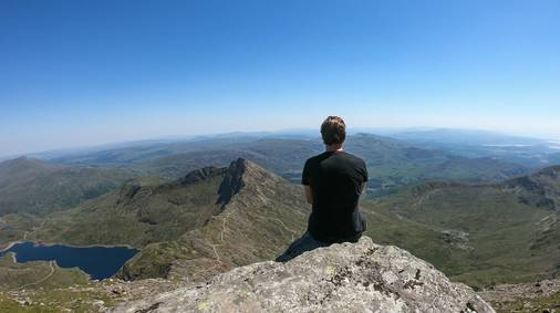 6-Night Southern Snowdonia Guided Walking for Solos