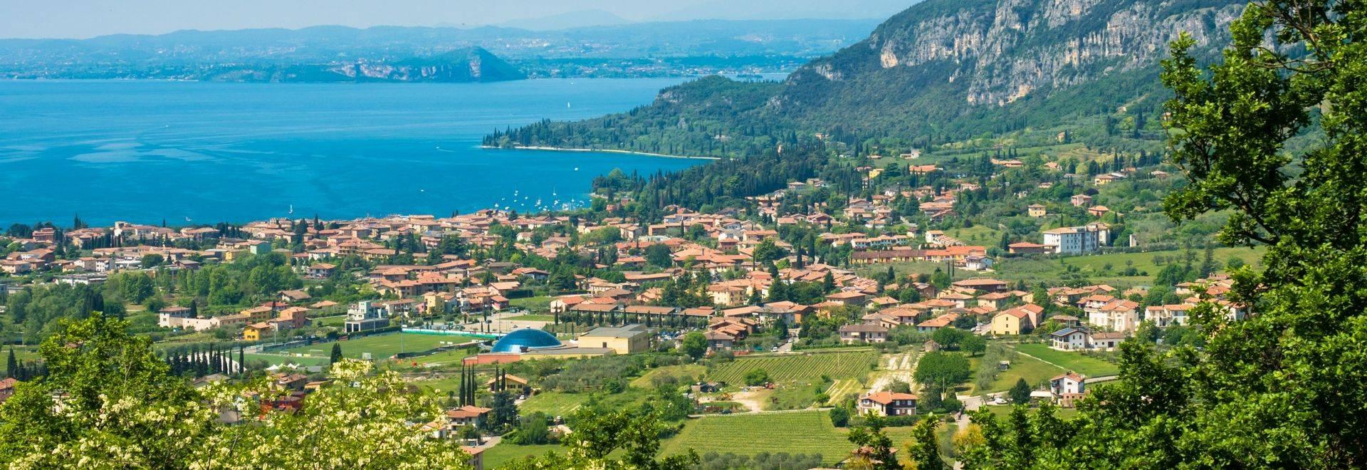 Scenic Lake Garda