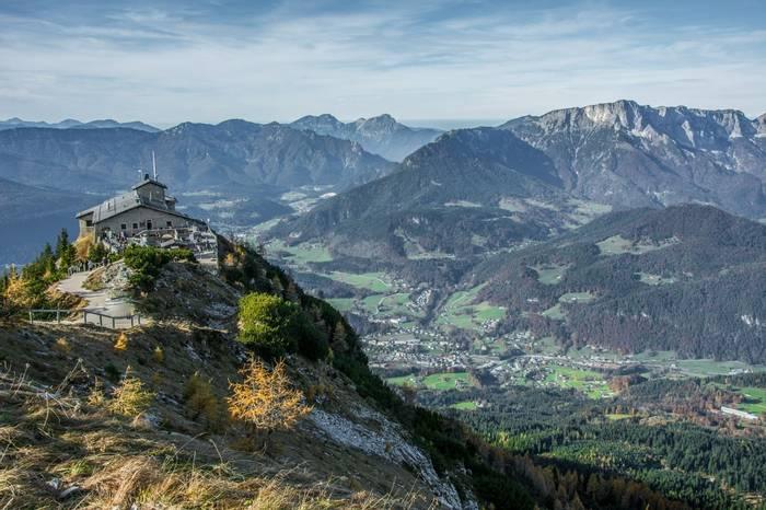 Eagle'S Nest, Germany Shutterstock 518337805