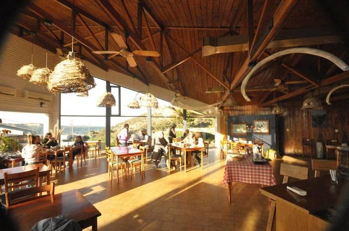 Hotel ACA Puerto Piramides dining